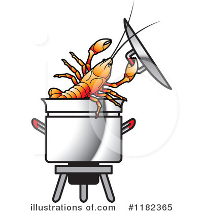 Crawdad Clipart #1182365 by Lal Perera