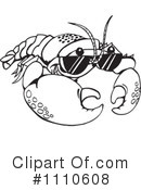 Crawfish Clipart #1110608