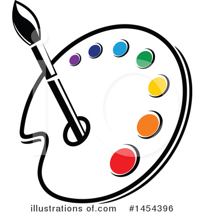 Art Clipart #1454396 by Vector Tradition SM