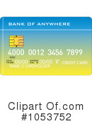 Royalty-Free (RF) Credit Card Clipart Illustration #1053752