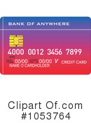Royalty-Free (RF) Credit Card Clipart Illustration #1053764