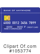 Royalty-Free (RF) Credit Card Clipart Illustration #1053774