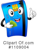 Credit Card Clipart #1109004