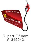 Credit Card Clipart #1345043 by Vector Tradition SM