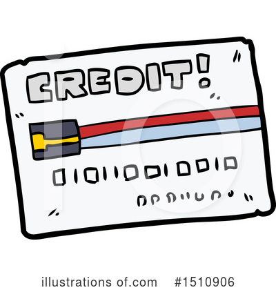 Credit Card Clipart #1510906 by lineartestpilot