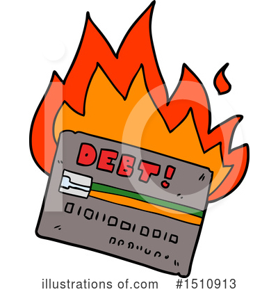 Credit Card Clipart #1510913 by lineartestpilot