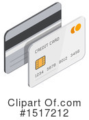 Credit Card Clipart #1517212 by beboy
