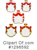 Crest Clipart #1296592 by Vector Tradition SM