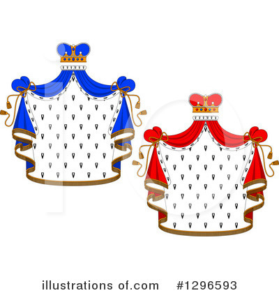 Coat Of Arms Clipart #1296593 by Vector Tradition SM
