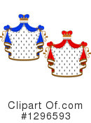 Crest Clipart #1296593 by Vector Tradition SM