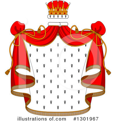 Coat Of Arms Clipart #1301967 by Vector Tradition SM