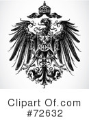 Royalty-Free (RF) Crest Clipart Illustration #72632