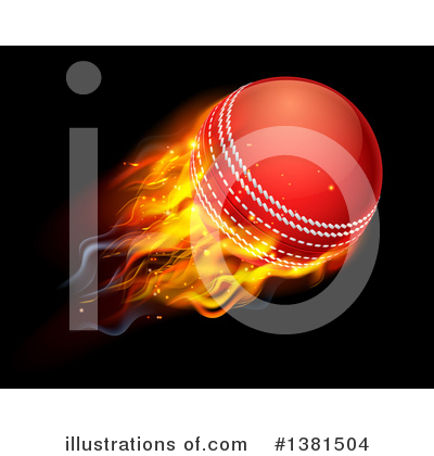 Flames Clipart #1381504 by AtStockIllustration