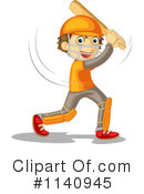 Royalty-Free (RF) Cricket Clipart Illustration #1140945