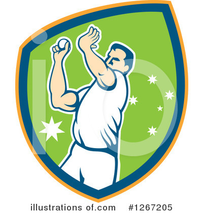 Bowling Clipart #1267205 by patrimonio