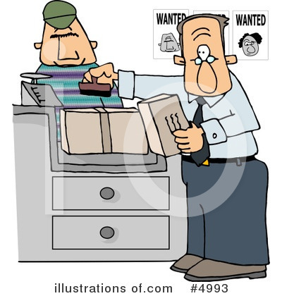 Post Office Clipart #4993 by djart