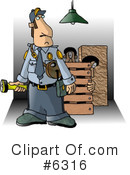 Criminal Clipart #6316 by djart