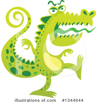 Monster Clipart #1344044 by Zooco