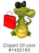 Crocodile Clipart #1432160 by Julos