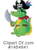 Crocodile Clipart #1454641 - Apr 22nd, 2017