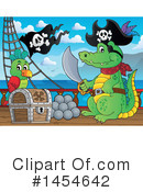 Crocodile Clipart #1454642 - Apr 22nd, 2017