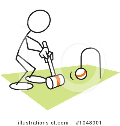 Field Day Clipart #1048901 by Johnny Sajem