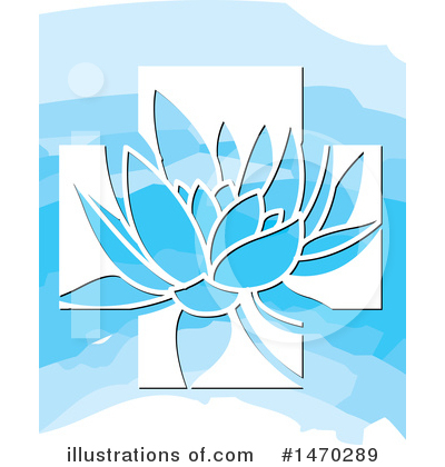 Lotus Clipart #1470289 by Lal Perera