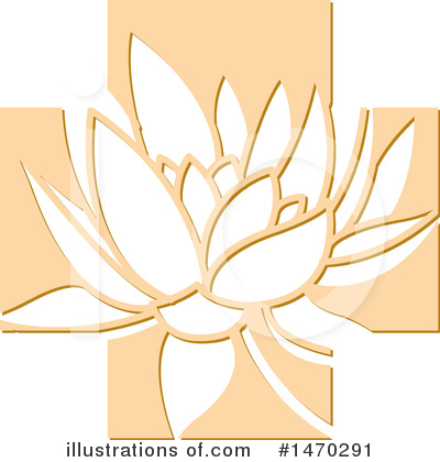 Lotus Clipart #1470291 by Lal Perera