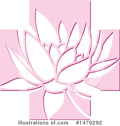 Lotus Clipart #1470292 by Lal Perera