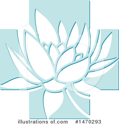 Lotus Clipart #1470293 by Lal Perera