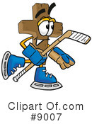 Cross Clipart #9007 by Toons4Biz