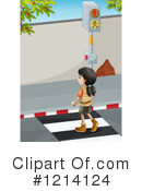 Crosswalk Clipart #1214124