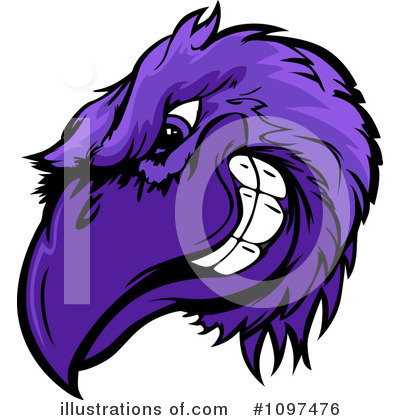 Crow Clipart #1097476 by Chromaco