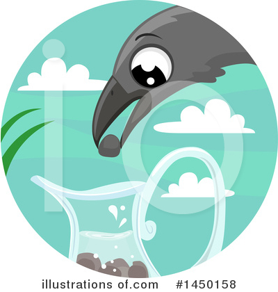 Wise Clipart #1450158 by BNP Design Studio