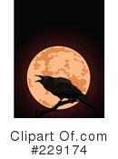 Crow Clipart #229174 by Pushkin