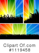 Crowd Clipart #1119458 by dero