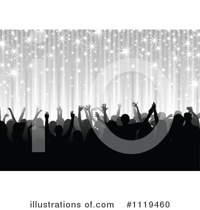 Party People Clipart #1119460 by dero