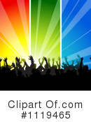 Crowd Clipart #1119465 by dero