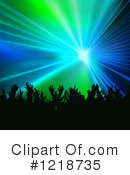 Crowd Clipart #1218735 by dero