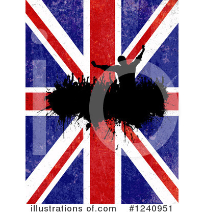 Union Jack Clipart #1240951 by KJ Pargeter