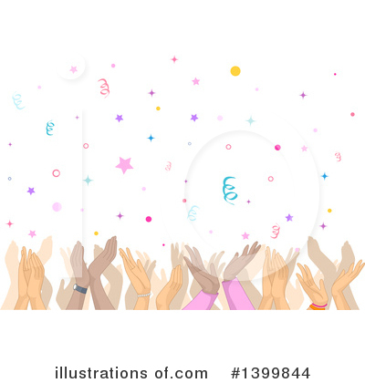 Royalty-Free (RF) Crowd Clipart Illustration by BNP Design Studio - Stock Sample #1399844