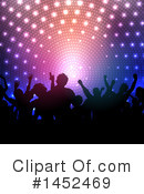 Crowd Clipart #1452469 by KJ Pargeter
