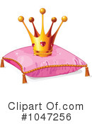 Crown Clipart #1047256 by Pushkin