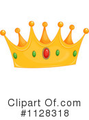 Crown Clipart #1128318 by Graphics RF
