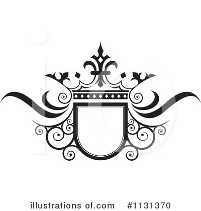 Wedding Frame Clipart #1131370 by Lal Perera