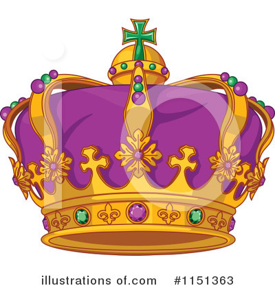 Mardi Gras Clipart #1151363 by Pushkin