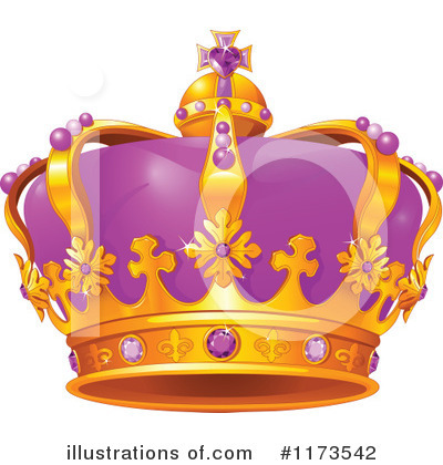 Crown Clipart #1173542 by Pushkin