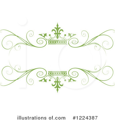 Wedding Frame Clipart #1224387 by Lal Perera