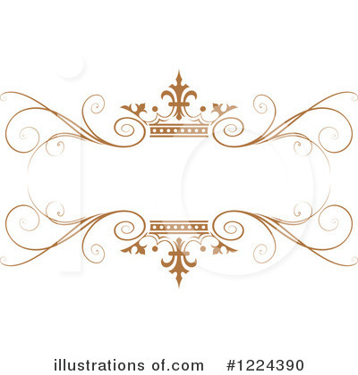 Wedding Frame Clipart #1224390 by Lal Perera