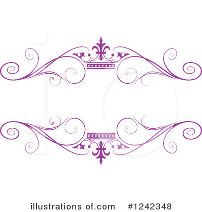 Wedding Frame Clipart #1242348 by Lal Perera
